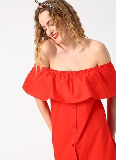 Limon Company Elbise Kırmızı